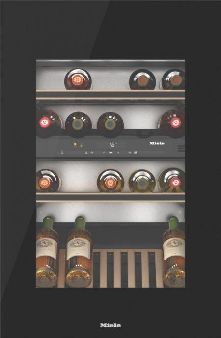 Винный холодильник KWT6422iG obsw чёрный обсидиан