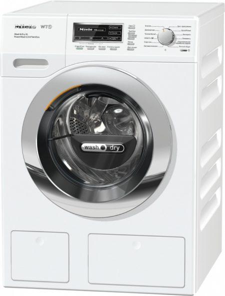 Стирально-сушильная машина WTZH130WPM