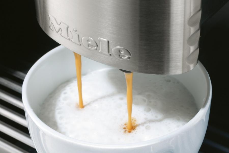 AromaticSystem кофемашины Miele