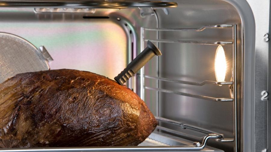 Пищевой термощуп в духовых шкафах Miele