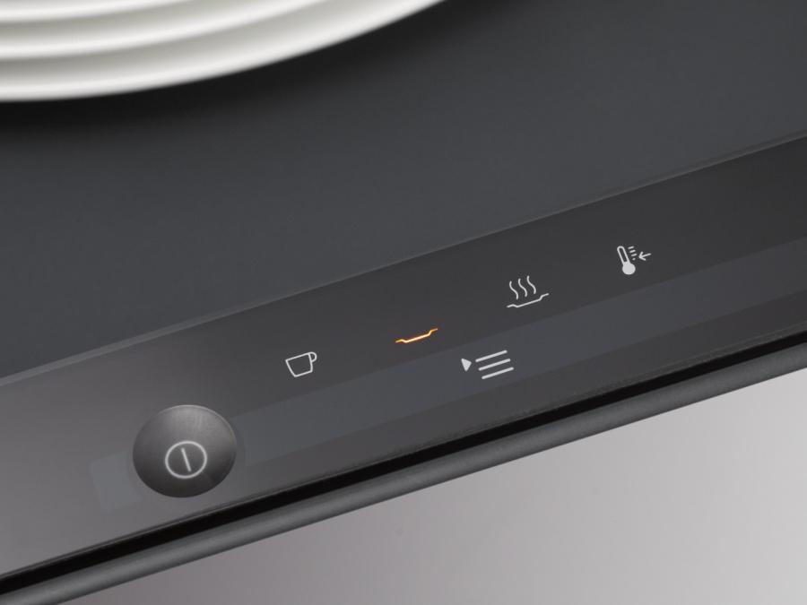 Сенсорное управление подогревателями посуды и пищи Miele