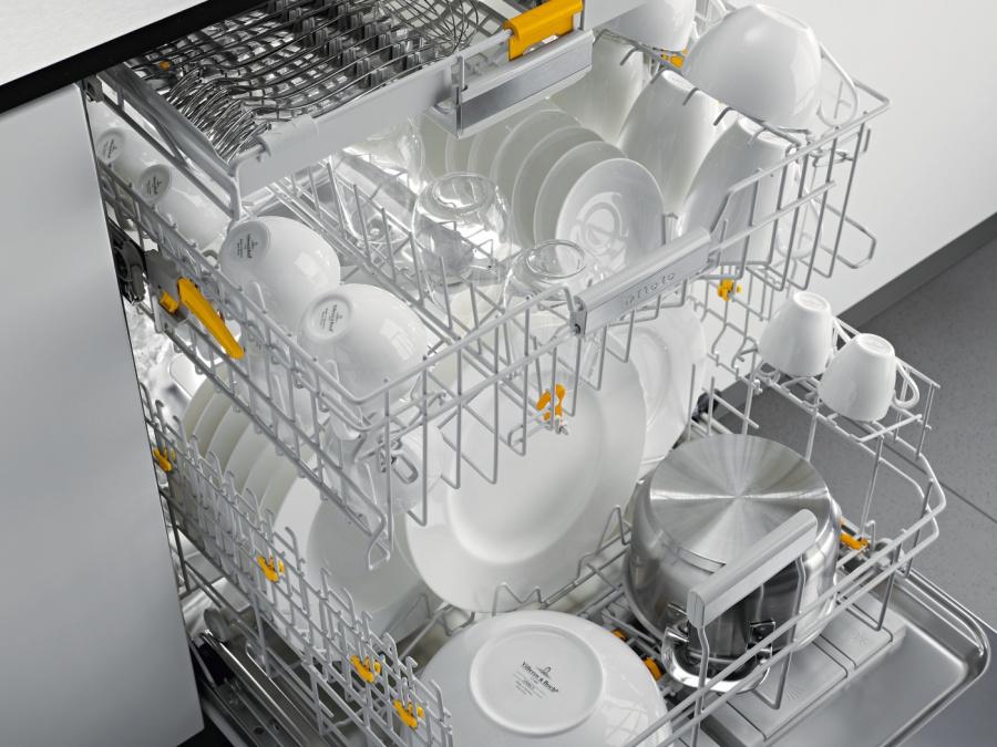 Выдвижной 3D поддон для столовых приборов посудомоечные машины Miele
