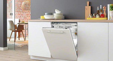Полновстраиваемые посудомоечные машины 45 см