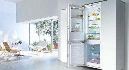 Встраиваемые холодильники-морозильники