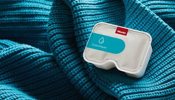Инновационное средство CottonRepair от Miele