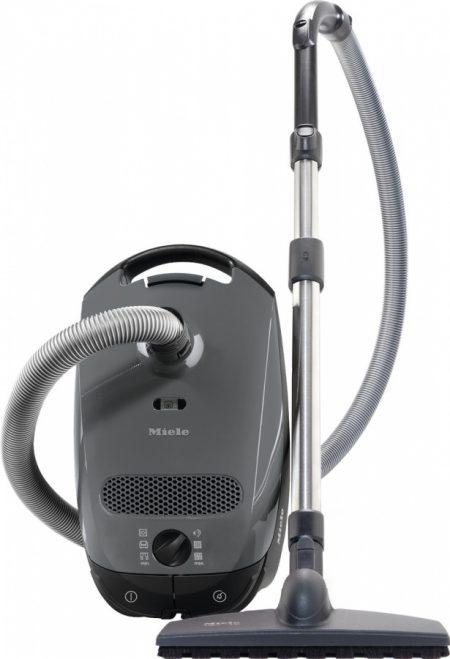 Пылесос SBAD3 Classic C1 Parquet графитовый серый