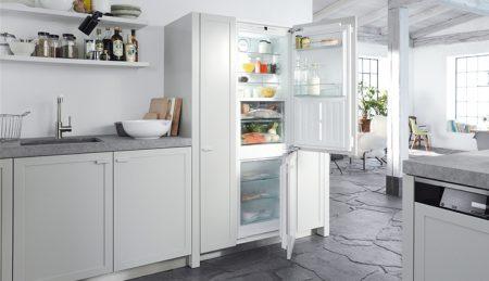 Начните преображение вашей кухни с холодильника!