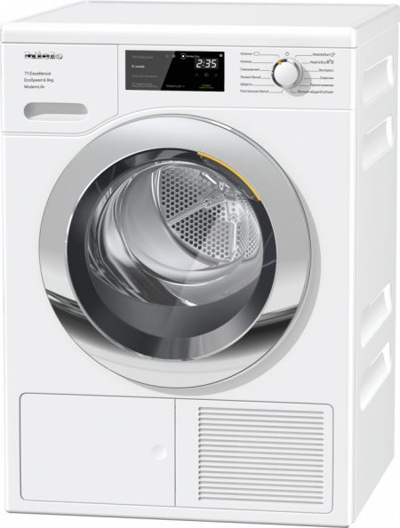 Cушильная машина TEF665WP Chrome Edition