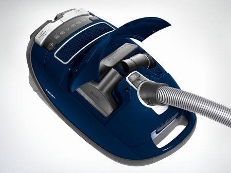 Пылесос SGDA3 Complete C3 Select морской синий
